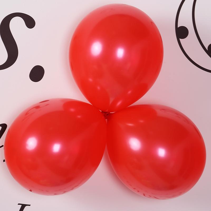 派对儿童珠光拱门场景婚庆结婚用品装饰生日婚房布置气球婚礼批發
