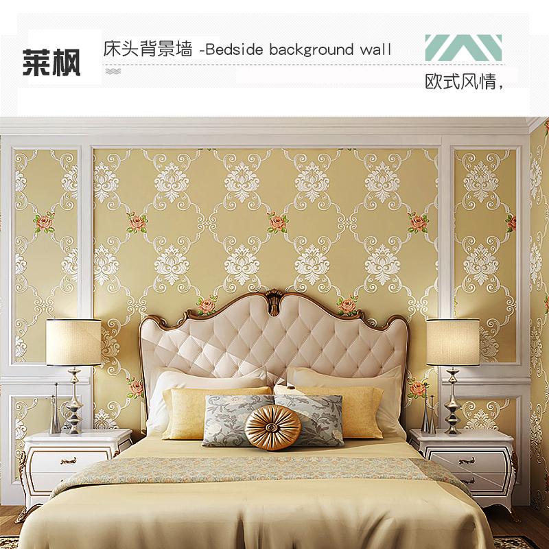 莱枫欧式电视背景墙线条边框沙发墙面装饰线条客厅白色实木线条框