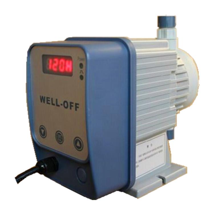 电磁隔膜计量泵二氧化氯发生器加要装置计量泵水处理加要计量泵
