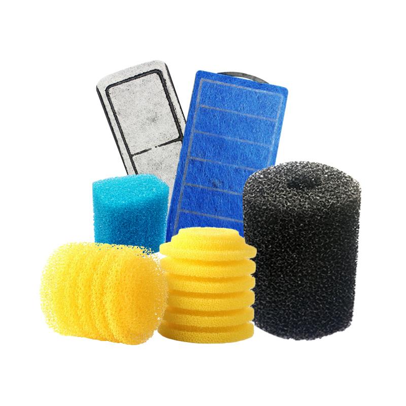 松宝过滤器过滤棉过滤卡鱼缸水族箱高密度净水过滤材料生化棉