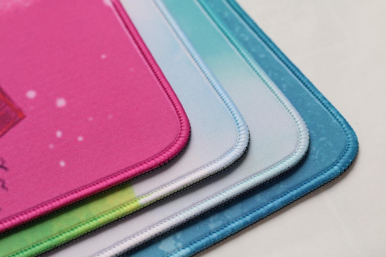 防水布面天然环保橡胶无异味超大鼠标垫来图定做 定制图案吃鸡桌