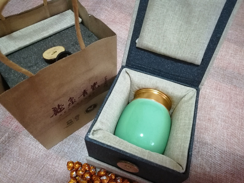 克速溶茶膏精致高档礼盒茶膏 100 普洱茶膏礼盒装特级普洱茶熟茶膏