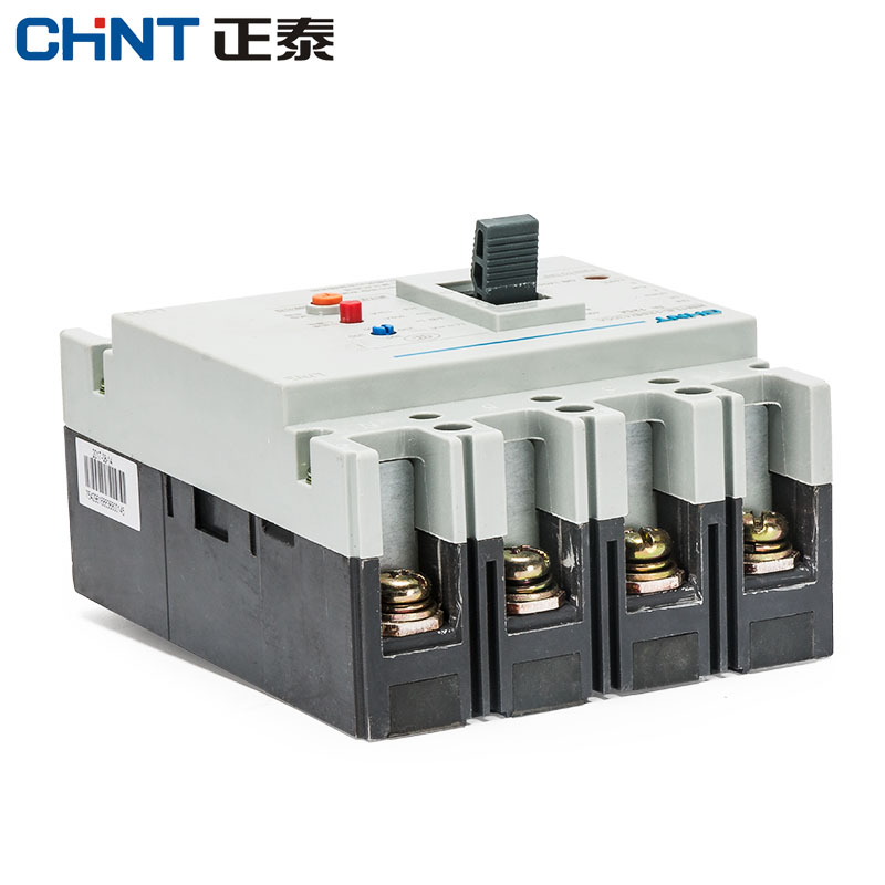 630A 400A 250A 125A 三相四線漏電保護器 NM1LE 正泰塑殼漏電斷路器