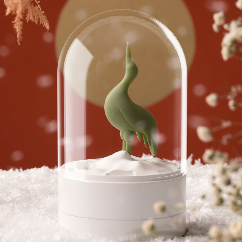 心意故宫食品调味罐上新了故宫初雪调味瓶小礼物摆件单只装 朕