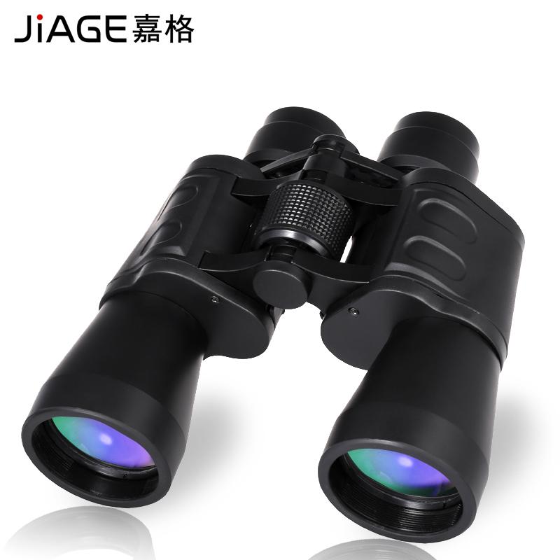 JIAGE大口径双筒望远镜高倍高清微光夜视军wjy成人演唱会非红外