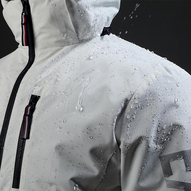 户外冲锋衣女三合一可拆卸中长款防风外套加绒加厚冬季潮牌登山服