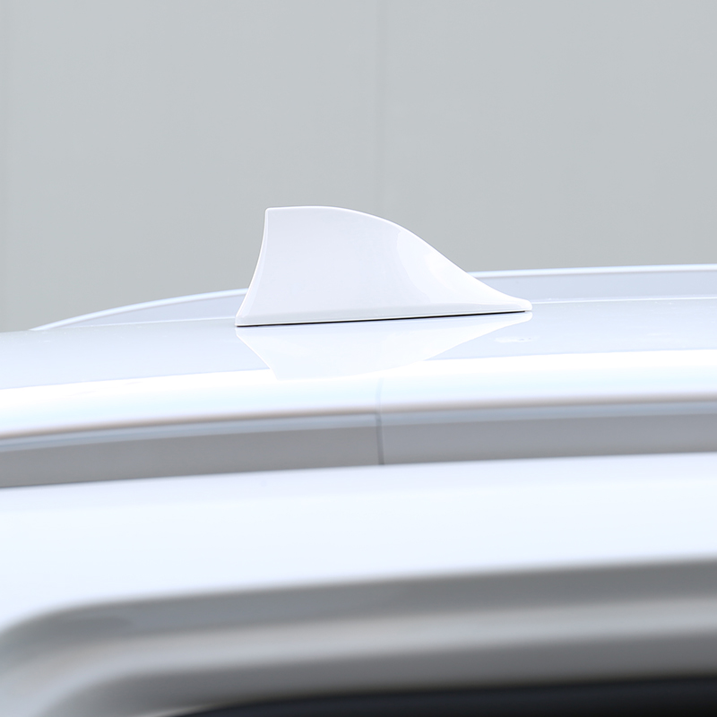 适用于17款吉利远景X3天线 鲨鱼鳍汽车烤漆天线装饰 改装专用
