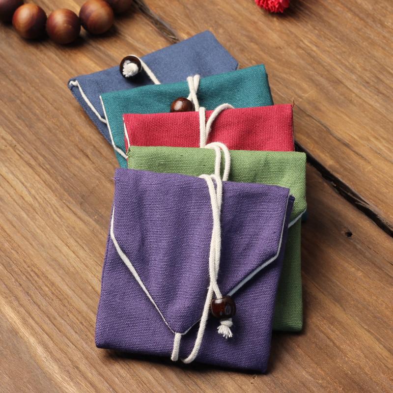 佛珠袋盘串袋文玩手串袋珠宝玉器收纳袋首饰袋锦囊小布袋平安符袋
