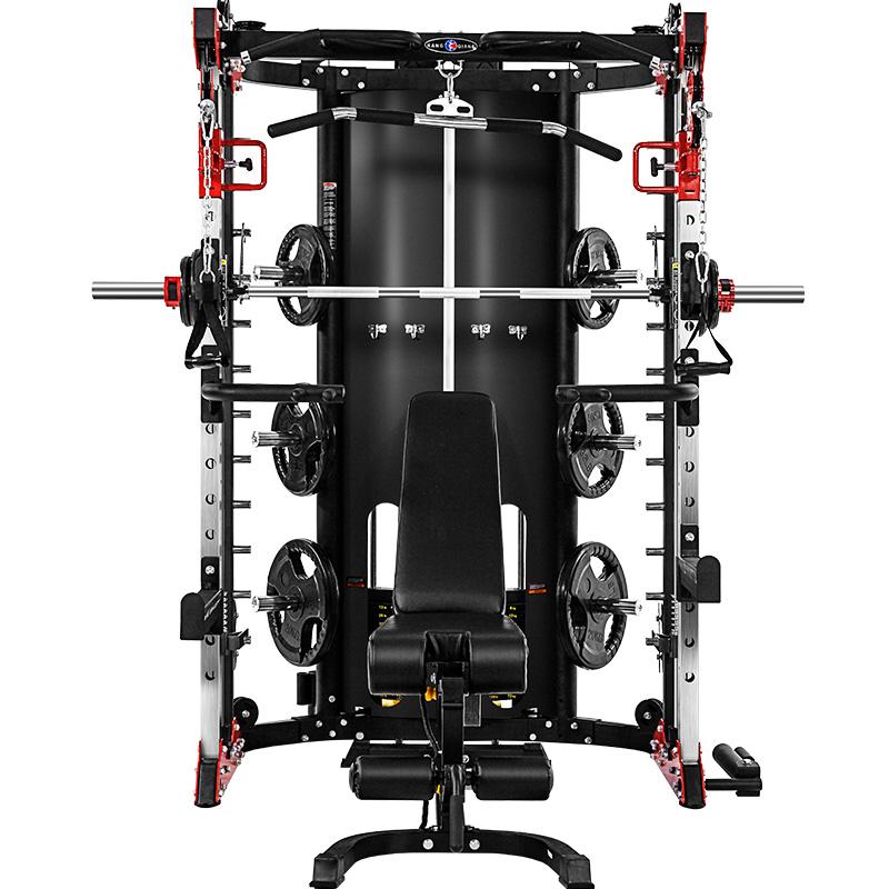 康强综合训练器509史密斯机移动飞鸟多功能力量健身器深蹲龙门架