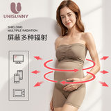 Unisunny Radiation Maternity Wear Genuine Pants for Work During Pregnancy