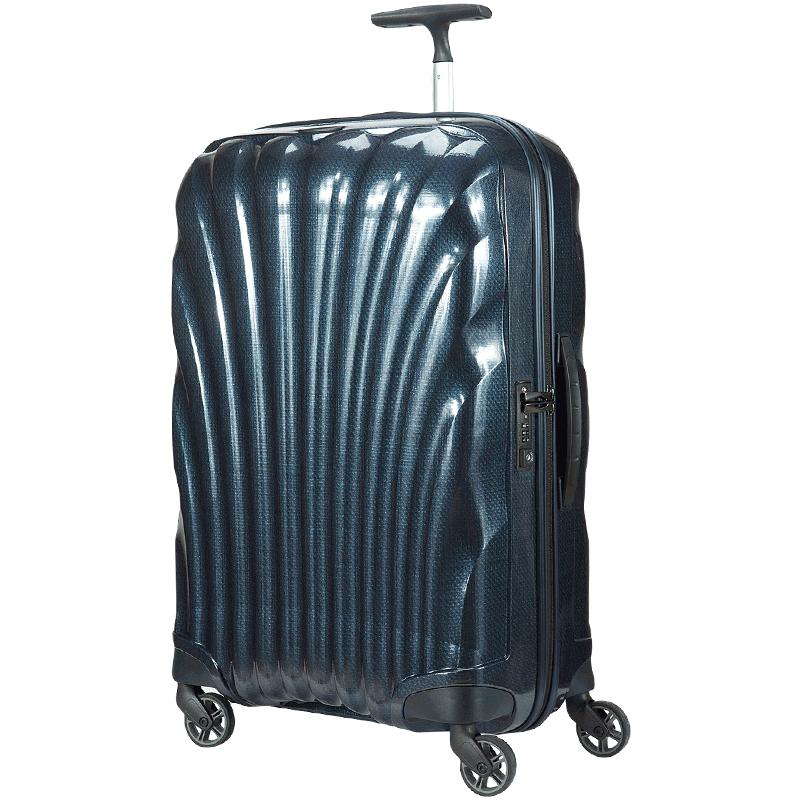 寸 28 贝壳箱拉杆箱 V22 Cosmolite 新秀丽万向轮旅行箱 Samsonite