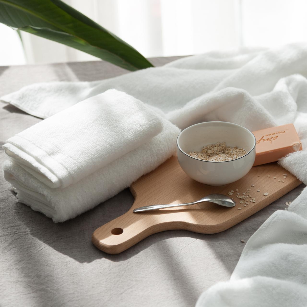 日本进口毛巾一朵日本今治毛巾提花洁面亲肤面巾x1送人礼盒装