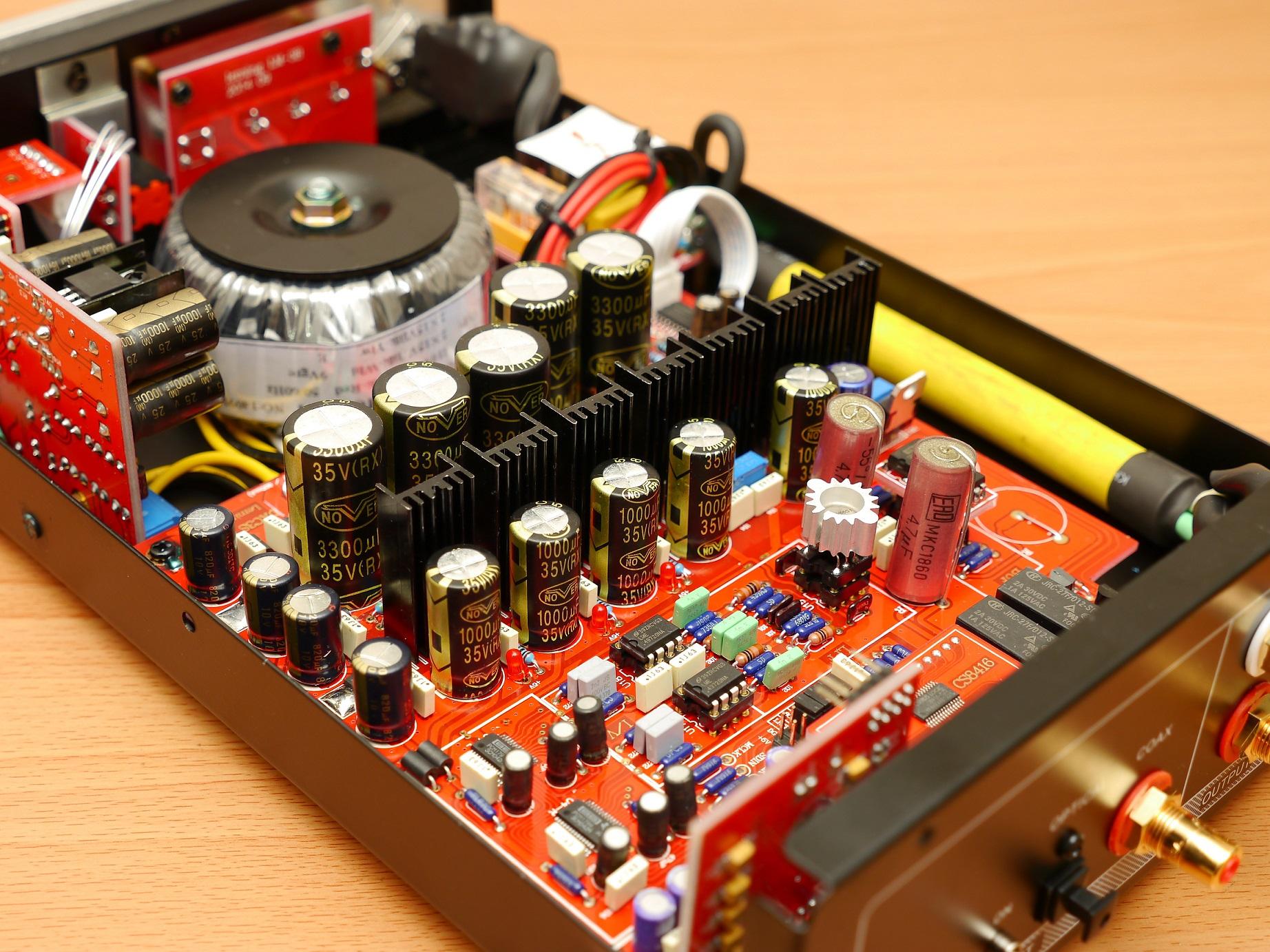 光纤同轴立体声解码 耳放 USB 解码器 HIFI PCM1794 双 DAC 乐明