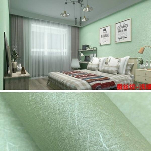 米 10 立体防水男女孩大学生宿舍卧室温馨 3d 宽墙纸自粘壁纸 60 宽 90