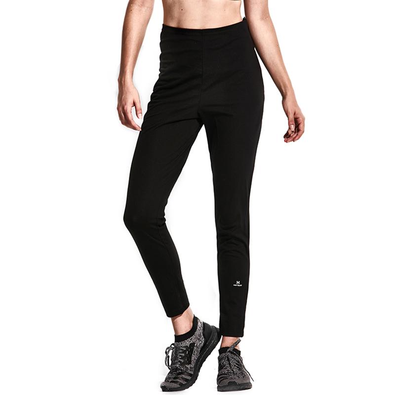 HOTSUIT爆汗裤女瘦腿裤健身裤跑步运动服发汗裤高腰暴汗裤瑜伽裤