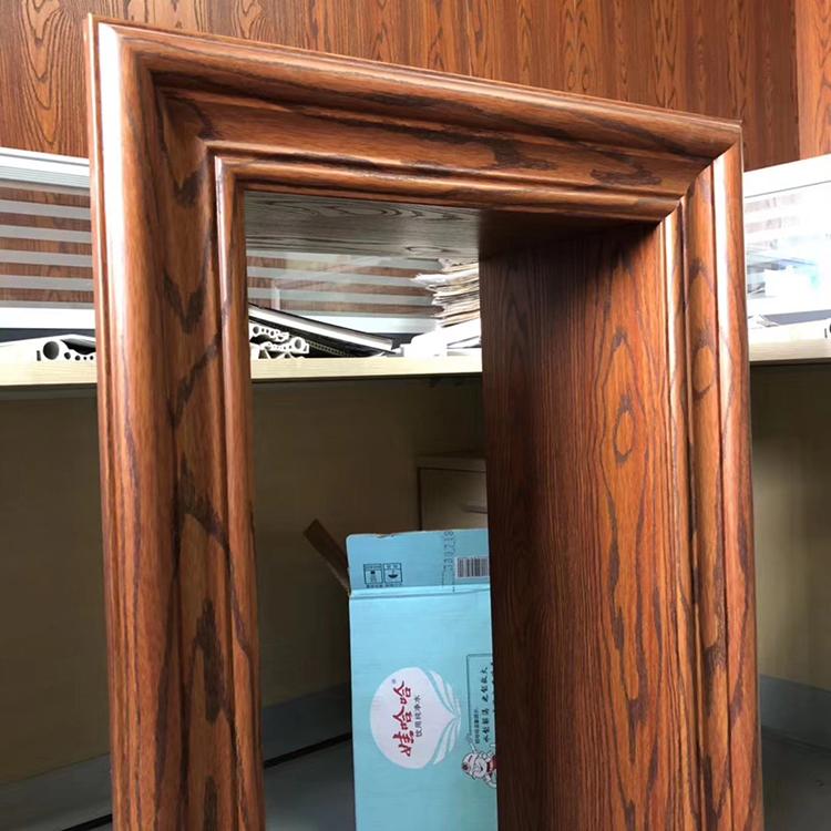 仿大理石材窗套门套包边线条电梯门套垭口收边线石塑压边线腰线
