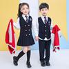 幼儿园园服儿童运动会班服合唱服小学生演出服英伦风校服春秋套装