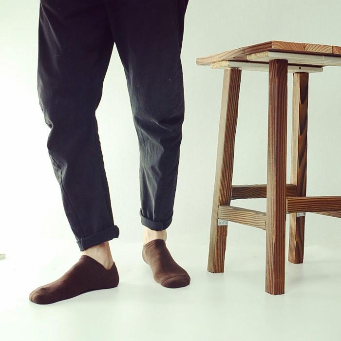 袜子男大码毛巾袜纯色男士春夏短袜加厚女运动袜浅口全棉