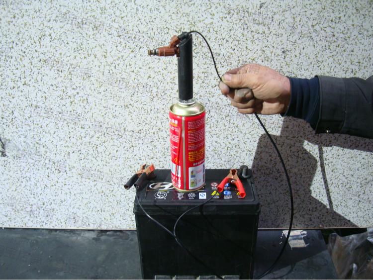 汽车维修工具手动喷油嘴清洗工具燃油系统清洗喷油嘴清洗免拆卸