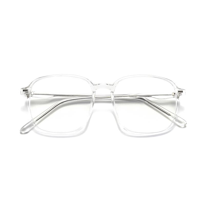 罗拉严选 67049  防蓝光眼镜护眼抗辐射网红韩版潮护目平光大框