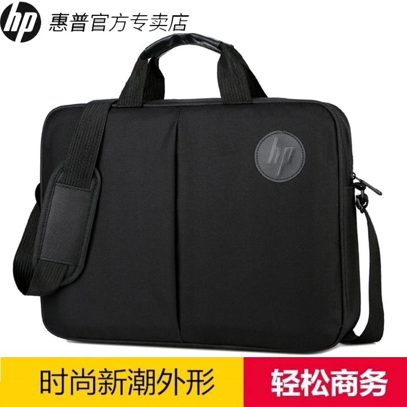 惠普电脑包14寸15.6寸17.3联想华硕戴尔防震笔记本包手提