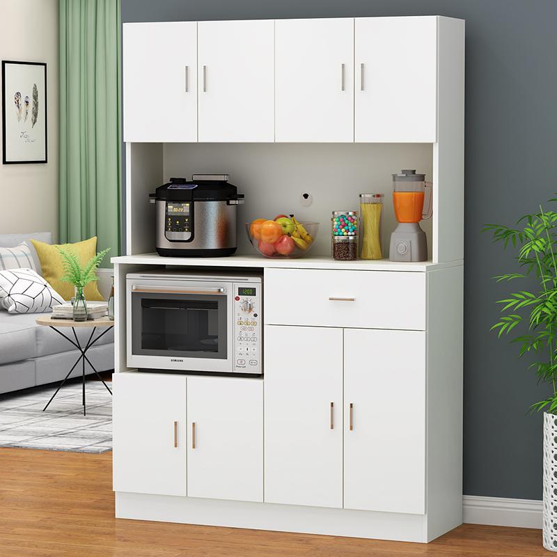 餐厨房柜餐北欧简约边柜现代经济型家用碗柜餐