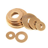 Green copper flat gaskets / GB Increased thickening gasket / meson washer M2M2.5M3M4M5M6M8M10-20