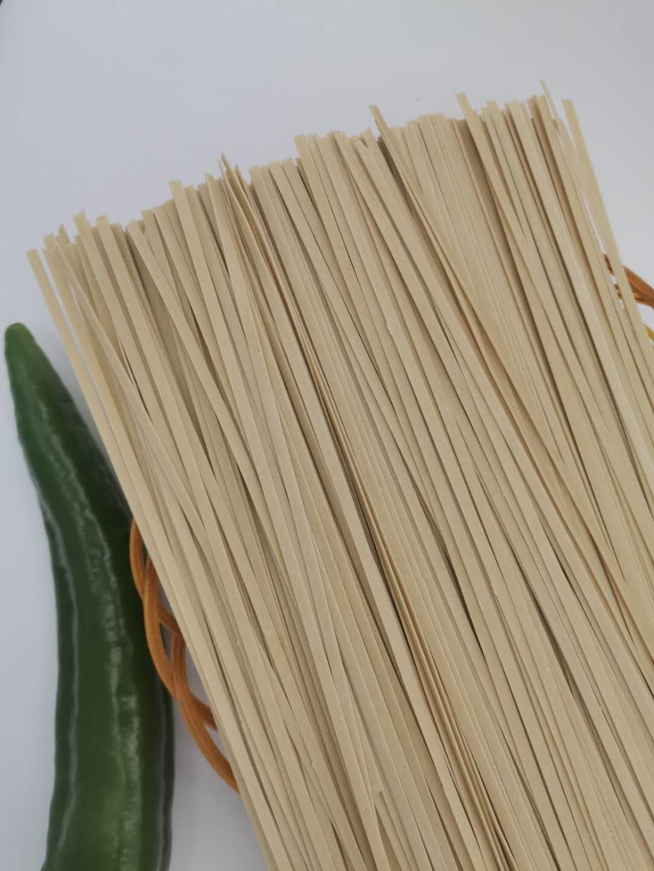 云南昭通镇雄柳林本地麦子面条挂 碱水面家乡味地方特产5斤包邮