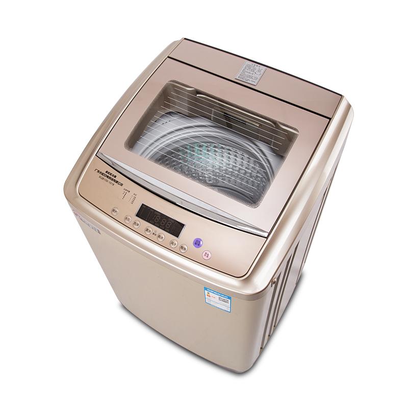 风干波轮大容量 15kg 公斤热烘干洗衣机全自动宾馆酒店家用 10 长虹