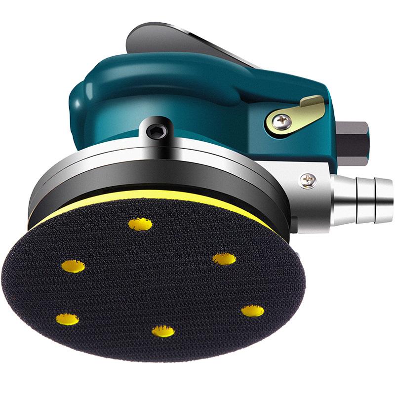 迷你气磨机小型气动打磨机工业级高速砂纸机抛光机打蜡机汽车磨光