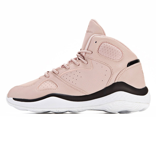 361 women's shoes sports shoes women practical 361 degree girl high-top basketball shoes female student shoes breathable Korean version of the tide