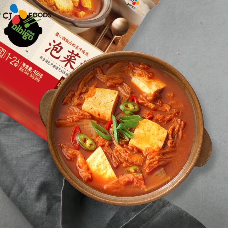 必品阁泡菜汤韩式火锅4袋装