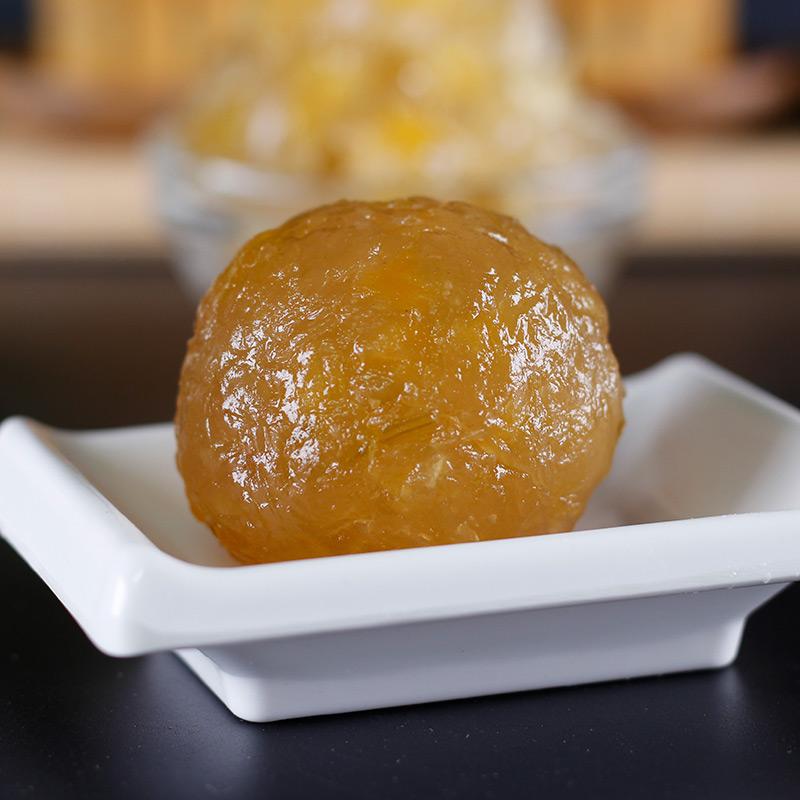 果肉凤梨馅500g蓉状水果味馅糕点馅料烘培 冰皮月饼馅料冬蓉1斤