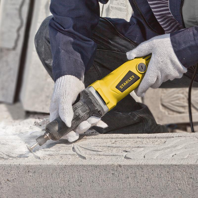史丹利STGD5006电磨机磨具电磨头电磨打磨机石材雕刻机打磨直磨机