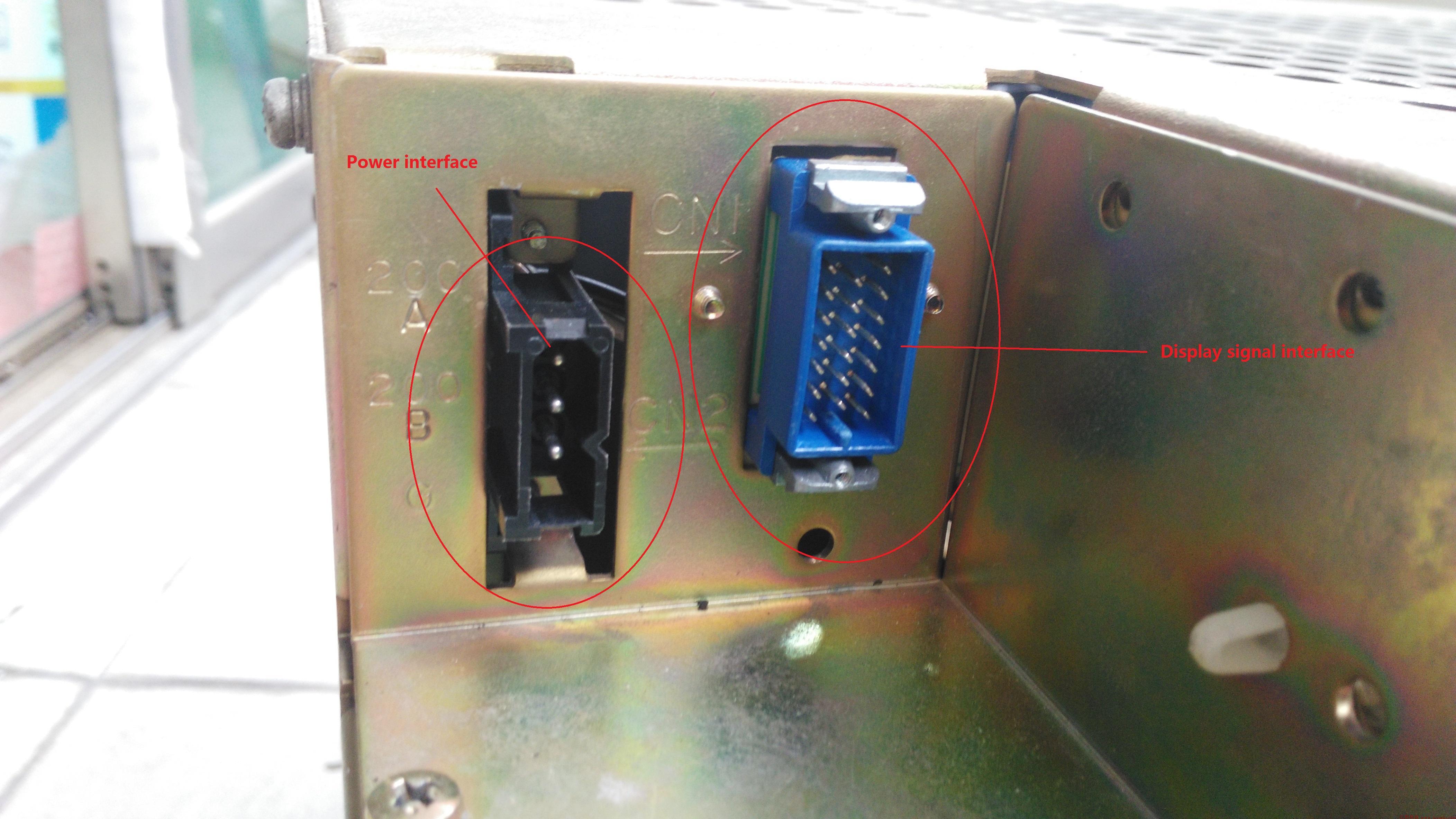 FANUC  A61L-0001-0074 0094 发那科机床数控显示器  全新升级V2.