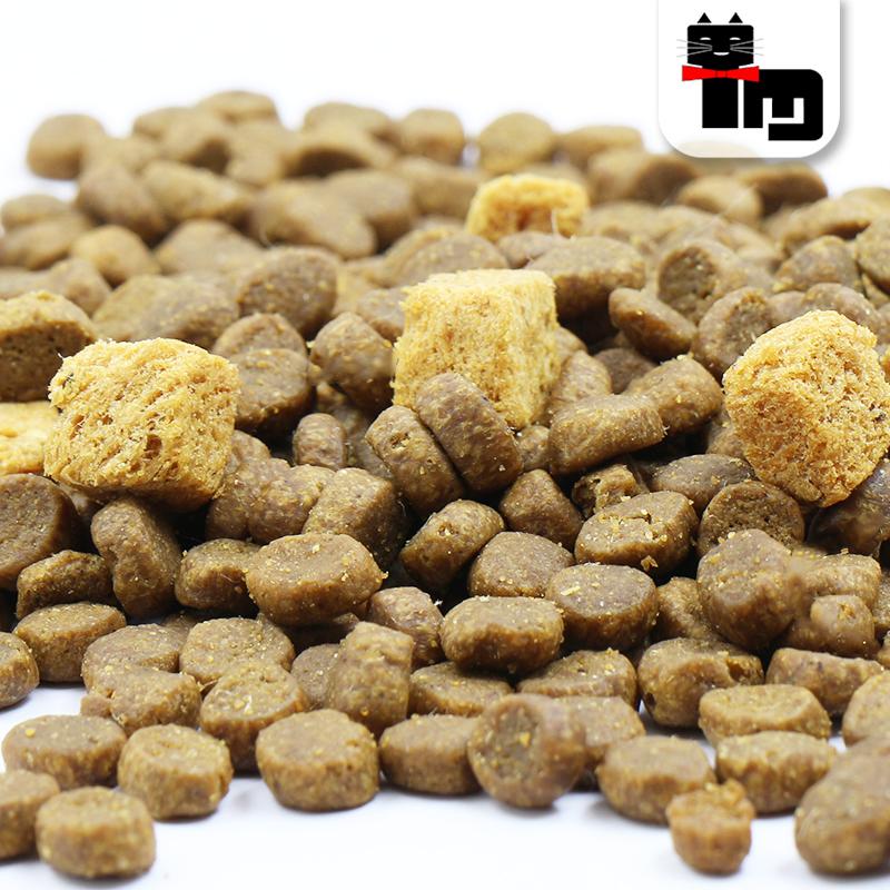 土猫 哈根纽翠斯Hagen Nutrience黑钻猫粮无谷鸡肉红肉成幼猫11磅优惠券