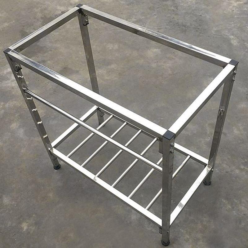 水槽不銹鋼支架定做廚房單槽雙槽洗菜盆洗碗池洗手池帶支架加工