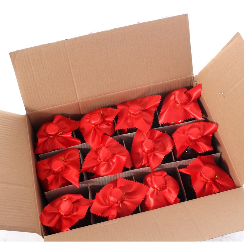 瓶箱包邮 12 500ML 绍兴黄酒女儿红花雕酒三年陈酿陶坛糯米酒