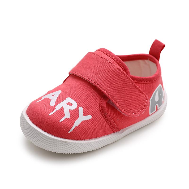 2019春季学步鞋男女童宝宝公主鞋婴儿软底机能鞋0-1-3岁宝宝鞋子