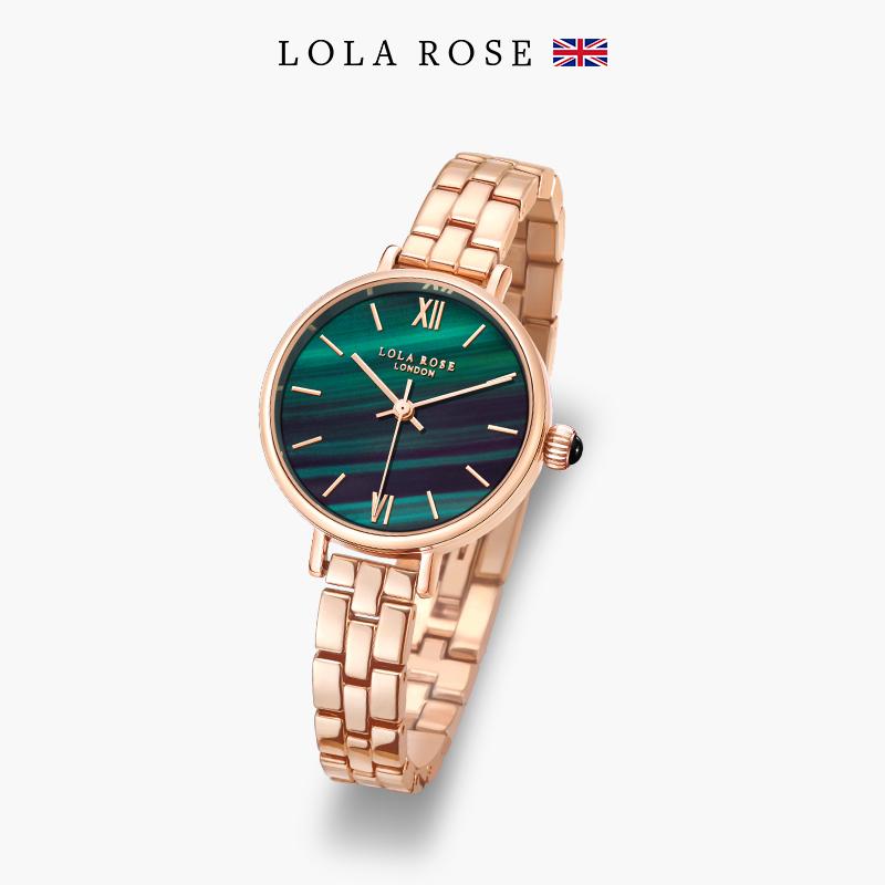 郑爽代言Lola Rose女士手表防水时尚款女表款简约女土手表女表