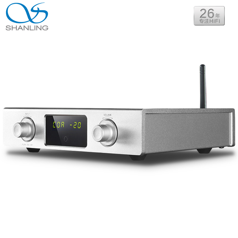山灵 EDA3立体声HIFI发烧DAC解码器 蓝牙无线 耳机放大器 USB解码