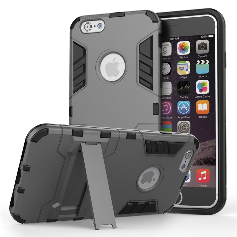 iphone7手机壳苹果7plus全包防摔新款7p\\\/8p三防保护套男磨砂硬壳