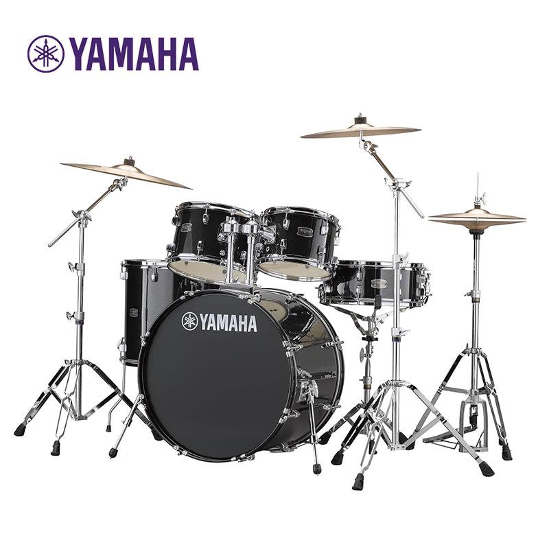 雅马哈架子鼓大人专业演奏儿童初学者练习原声鼓 RYDEEN 雷神 YAMAHA