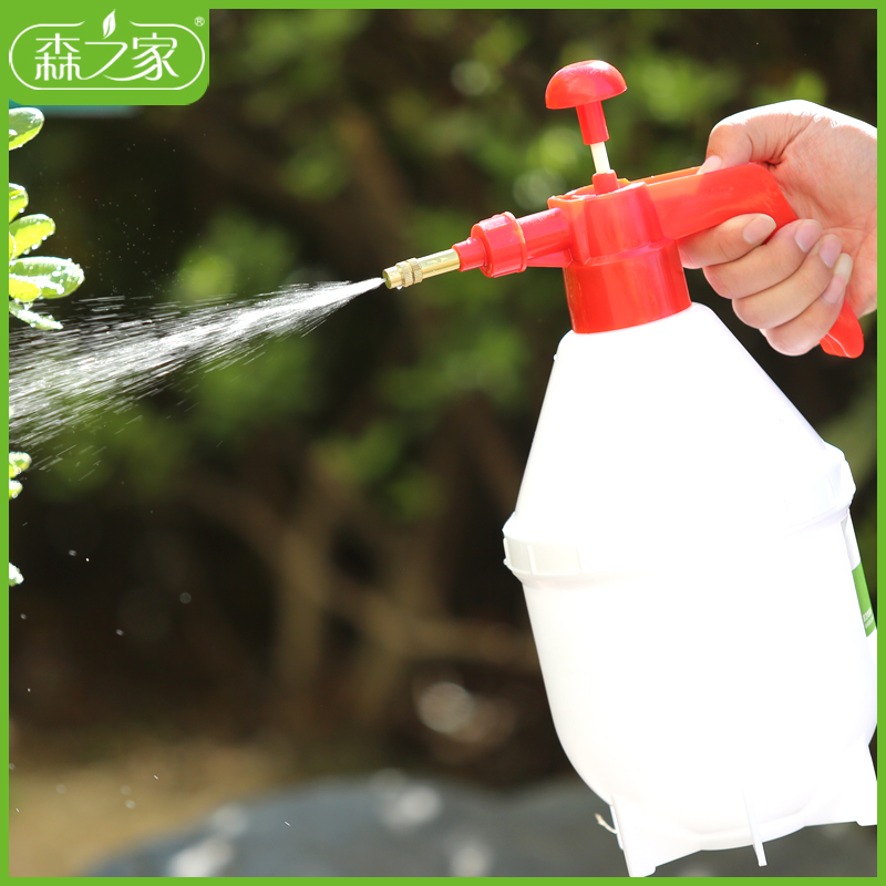花园浇水壶加湿园艺露阳台盆景杀虫喷壶家用喷雾器气压喷水壶消毒