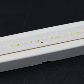 欧普LED镜前灯浴室卫生间镜灯现代简约防水防雾镜柜化妆灯具小白