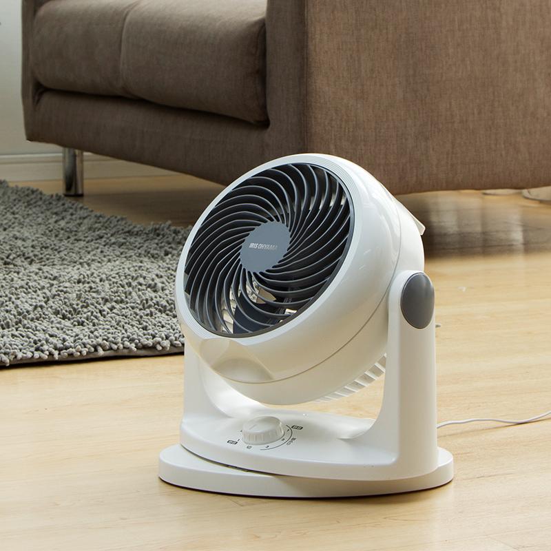 日本爱丽思IRIS家用对流空气循环扇台式静音空调落地扇换气电风扇