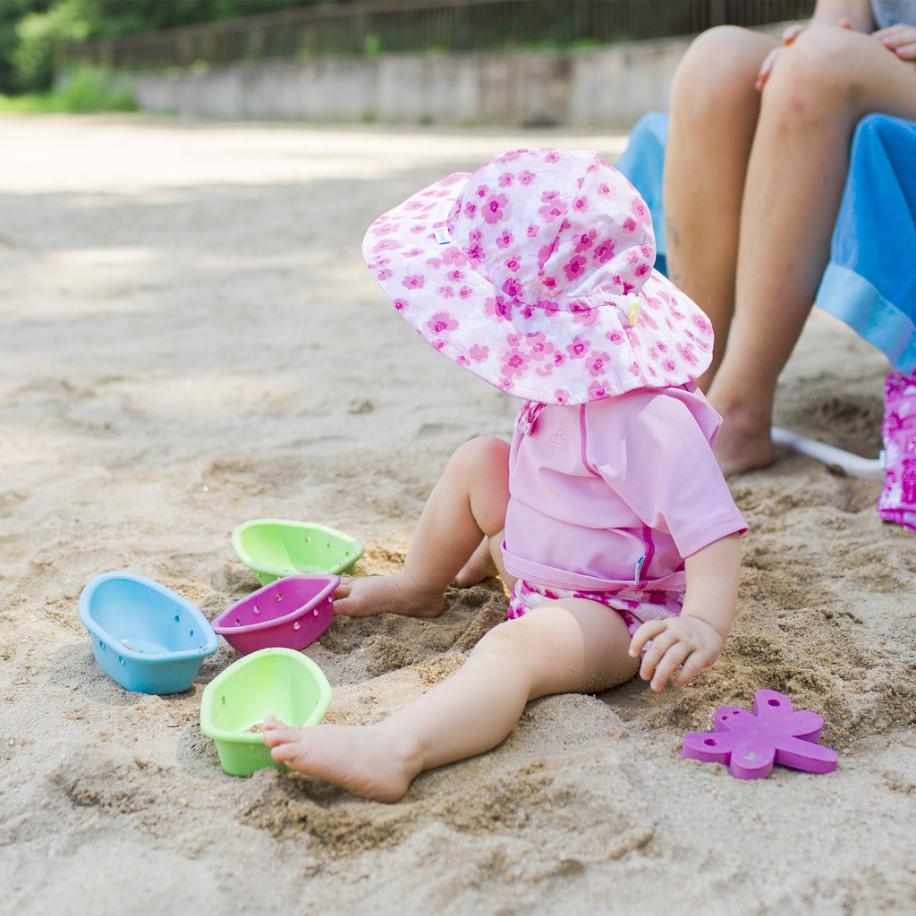 美国正品i play泳衣 儿童连体游泳衣 泳裤 防晒泳装比基尼 女