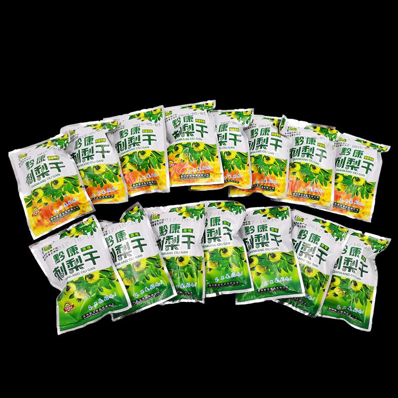 黔康刺梨干贵州特产贵阳名小吃休闲零食美食新鲜刺梨果脯蜜饯果干