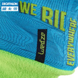 Decathlon ski bib child and adolescent boys and girls warm cold breathable soft scarves WEDZE2