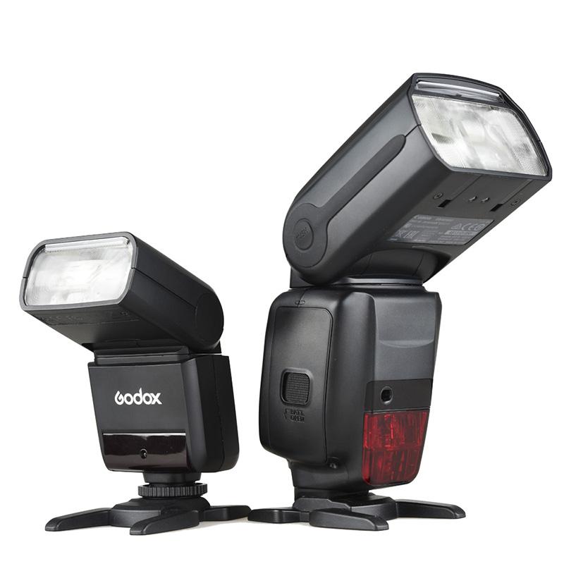 神牛TT350s小闪光灯索尼微单相机a7ii/a9配件TTL高速同步小型机顶灯外景外置热靴灯外拍补光灯口袋外景
